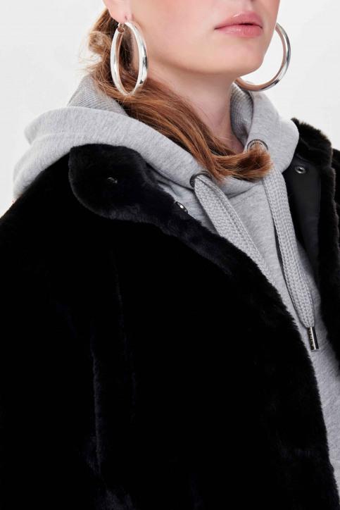 ONLY Korte jassen zwart 15160013_BLACK img4