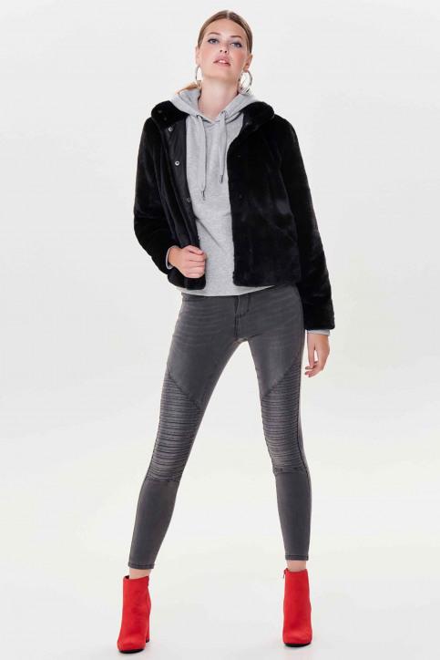 ONLY® Vestes courtes noir 15160013_BLACK img5