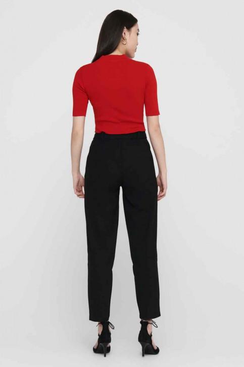 ONLY Pantalons noir 15160446_BLACK img3