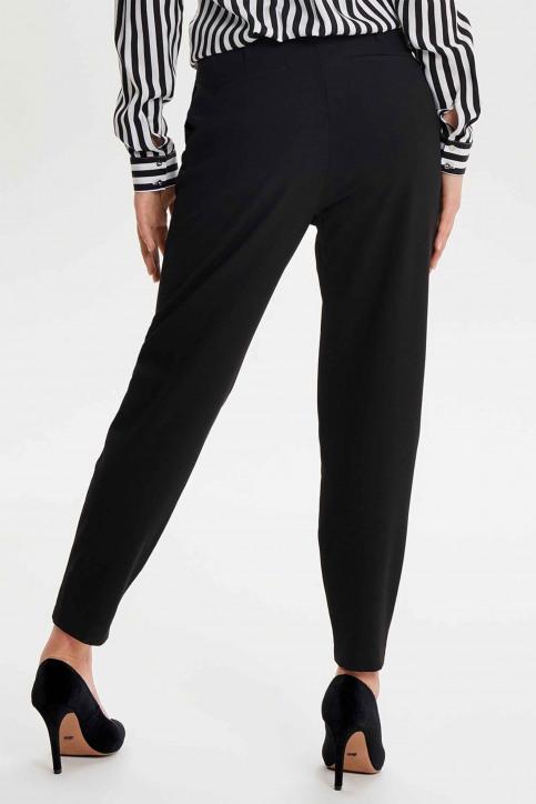 ONLY Pantalons noir 15160446_BLACK img4