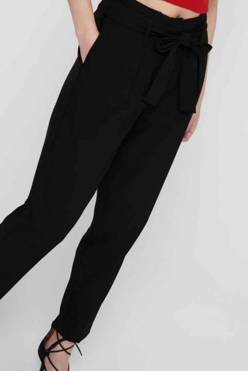 ONLY Pantalons noir 15160446_BLACK img7