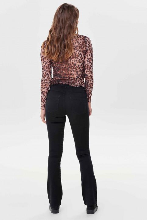 ONLY Jeans fared zwart 15163338_BLACK img3