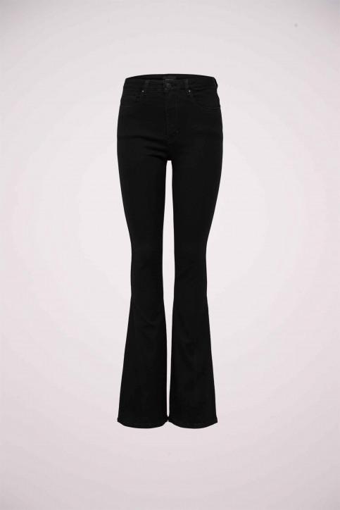 ONLY Jeans fared zwart 15163338_BLACK img5