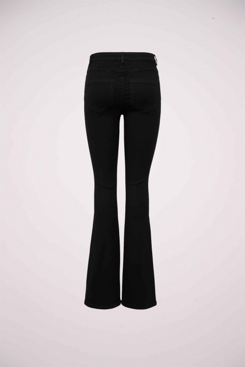 ONLY Jeans fared zwart 15163338_BLACK img6