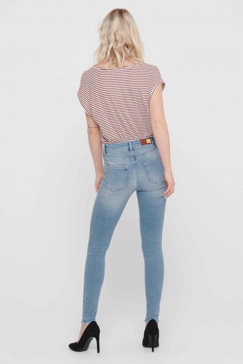 ONLY Jeans skinny denim 15164319_LIGHT BLUE DENI img3