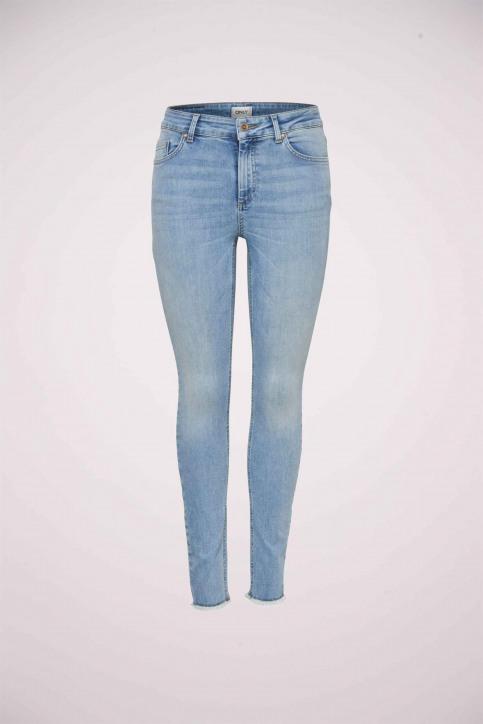 ONLY Jeans skinny denim 15164319_LIGHT BLUE DENI img7