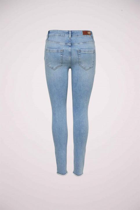 ONLY Jeans skinny denim 15164319_LIGHT BLUE DENI img8