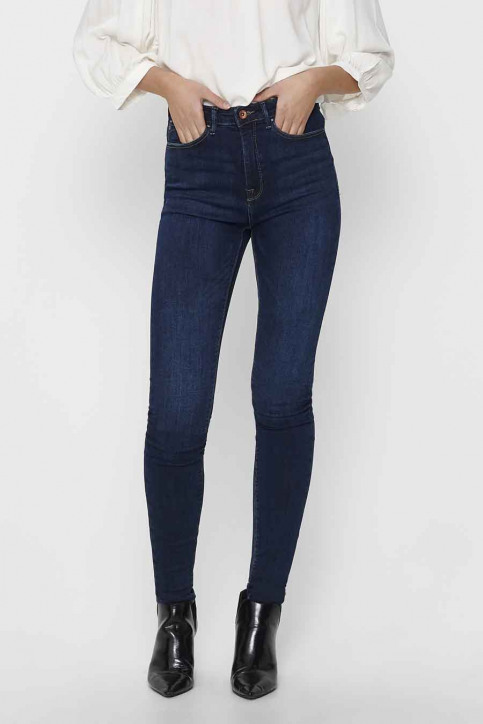 ONLY Jeans skinny denim 15165780_AZGZ878DARK BL img1