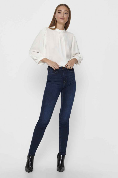 ONLY Jeans skinny denim 15165780_AZGZ878DARK BL img2