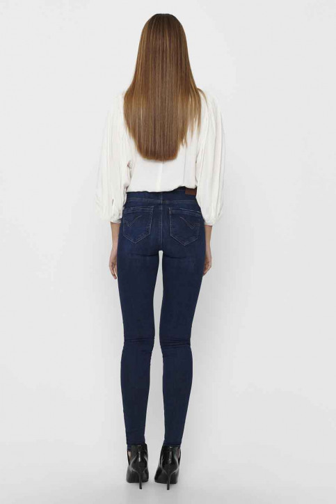 ONLY Jeans skinny denim 15165780_AZGZ878DARK BL img3