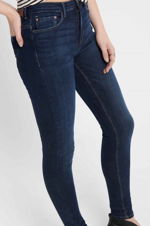 ONLY Jeans skinny denim 15165780_AZGZ878DARK BL img7