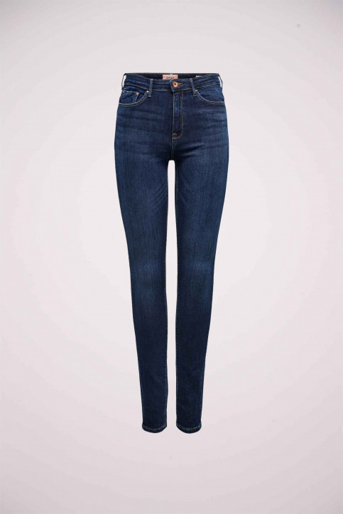ONLY Jeans skinny denim 15165780_AZGZ878DARK BL img8