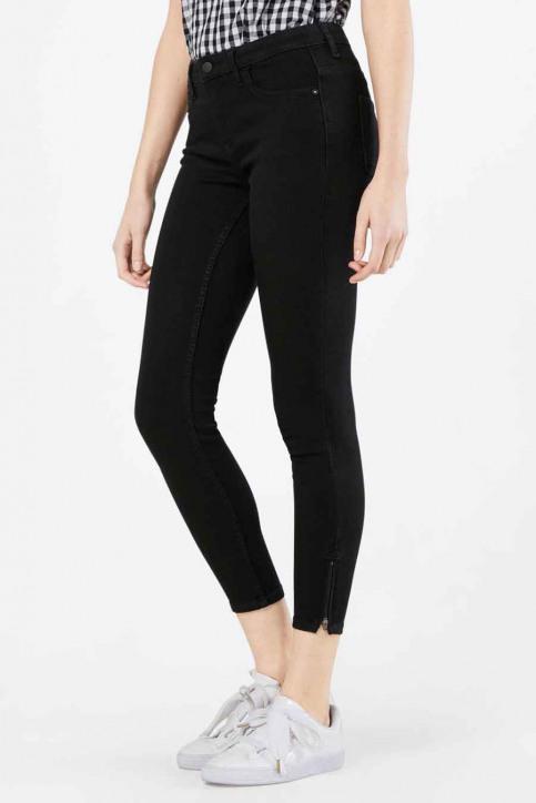 ONLY Pantalons colorés gris 15166140_PHANTOM img2