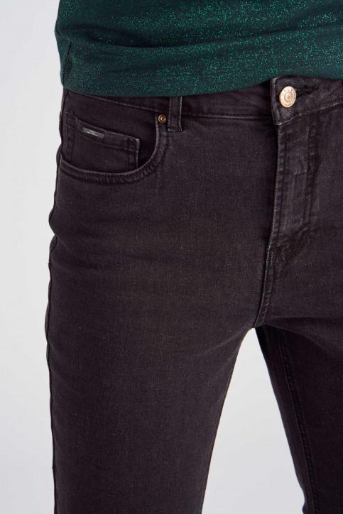 ONLY Jeans skinny grijs 15167714_BJ12843BLACK D img5