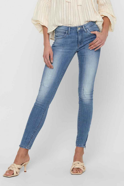 ONLY Jeans skinny denim 15170824_LIGHT BLUE DENI img1