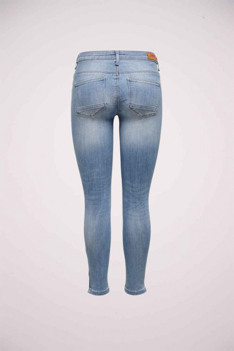 ONLY Jeans skinny denim 15170824_LIGHT BLUE DENI img6