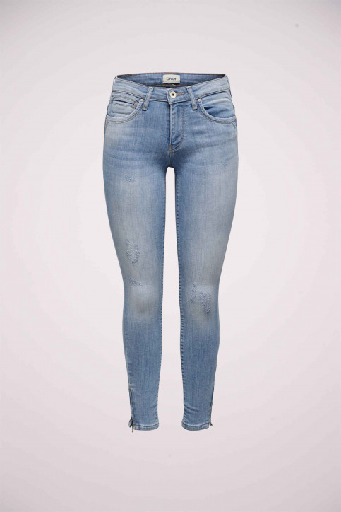 ONLY Jeans skinny denim 15170824_LIGHT BLUE DENI img7