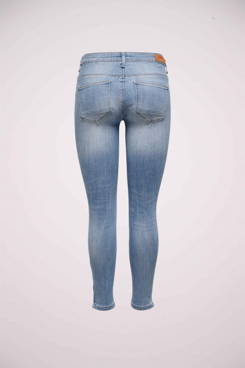 ONLY Jeans skinny denim 15170824_LIGHT BLUE DENI img8