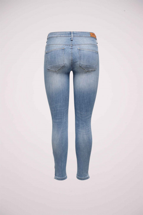 ONLY Jeans skinny denim 15170824_LIGHT BLUE DENI img9