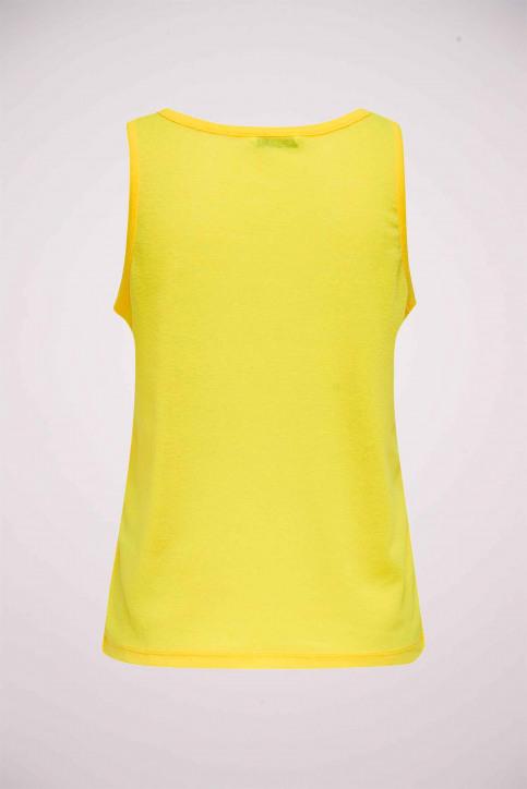 ONLY® Tops (zonder mouwen) geel 15171282_NEON YELLOW img3