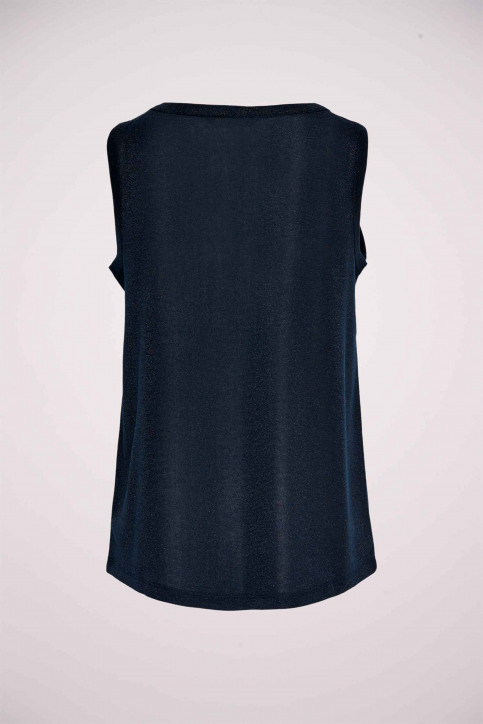 ONLY Tops (sans manches) bleu 15171282_NIGHT SKY img3