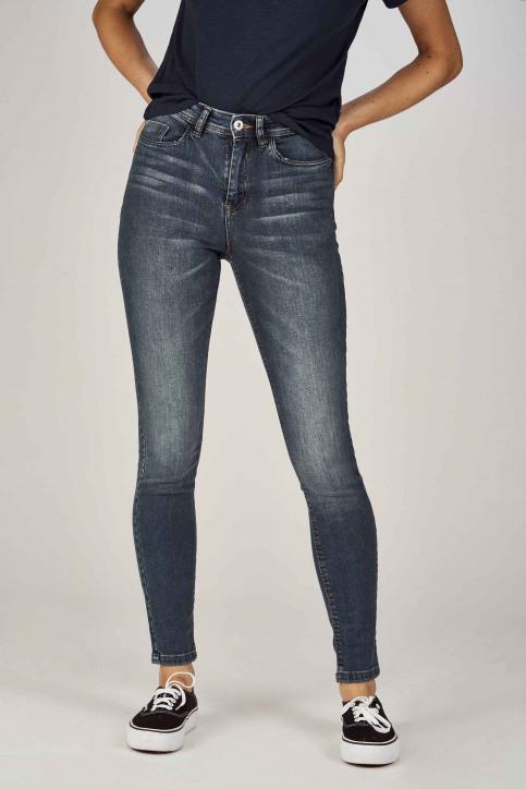 JACQUELINE de YONG Jeans skinny denim 15171475_MEDIUM BLUE DEN img2
