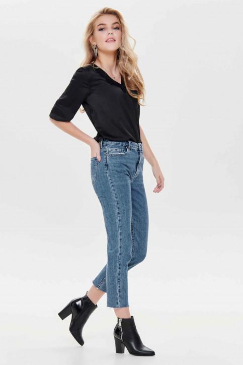 ONLY® Jeans straight denim 15171549_DARK BLUE DENIM img2