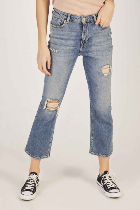 ONLY Jeans wide denim 15171615_MEDIUM BLUE DEN img1