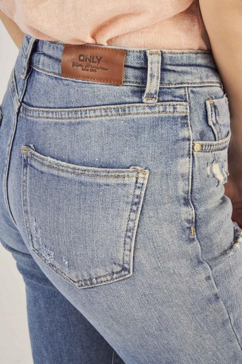 ONLY Jeans wide denim 15171615_MEDIUM BLUE DEN img4