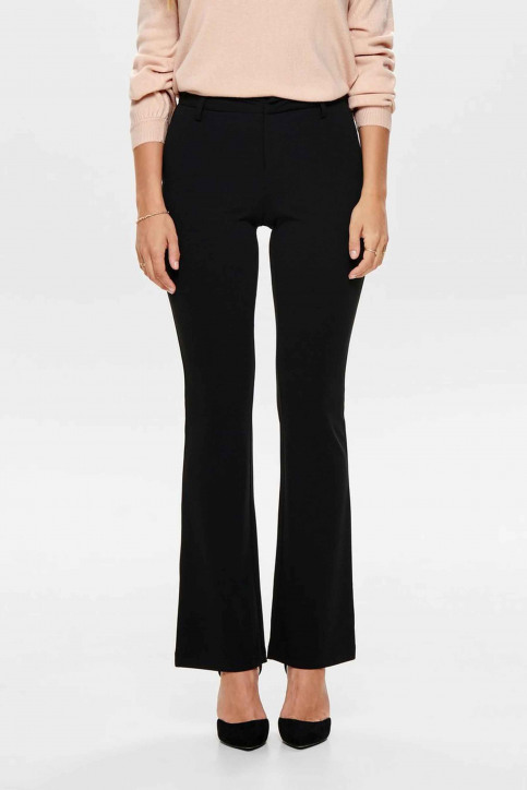 ONLY® Pantalons noir 15171664_BLACK img2