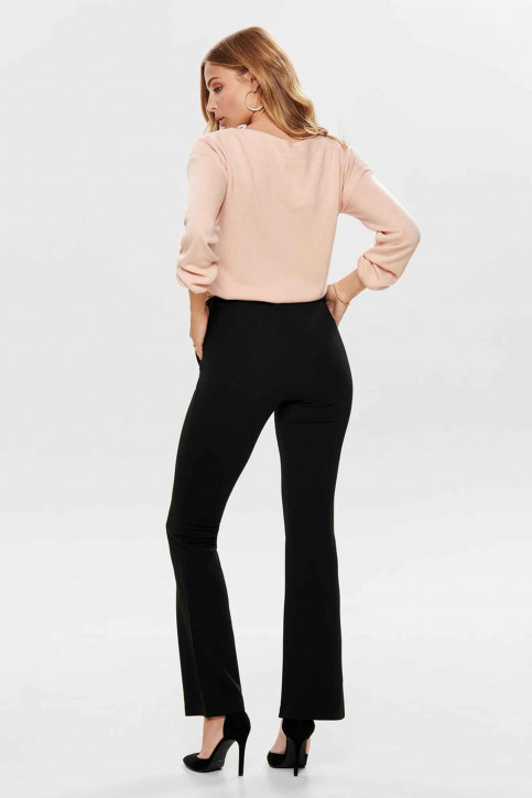 ONLY® Pantalons noir 15171664_BLACK img3