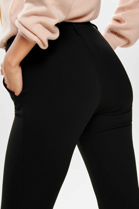 ONLY® Pantalons noir 15171664_BLACK img4