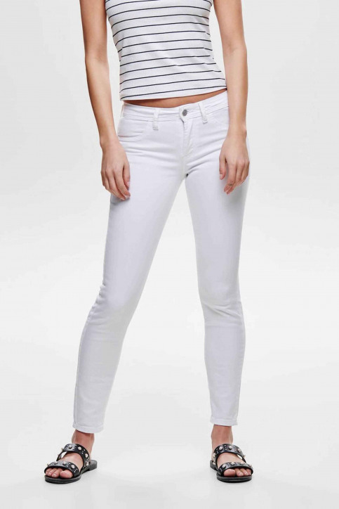 JACQUELINE DE YONG Jeans skinny wit 15172536_WHITE img2