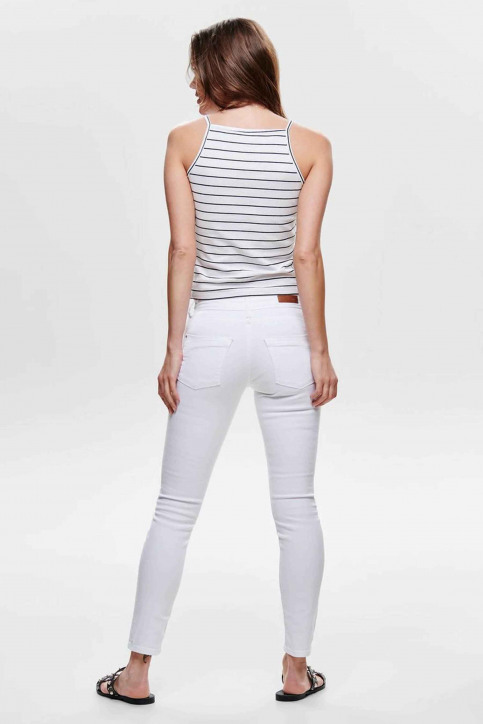 JACQUELINE DE YONG Jeans skinny wit 15172536_WHITE img3