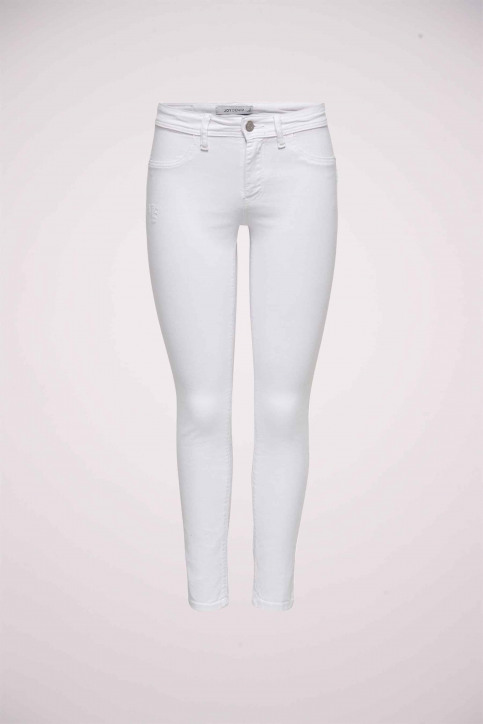 JACQUELINE DE YONG Jeans skinny wit 15172536_WHITE img5