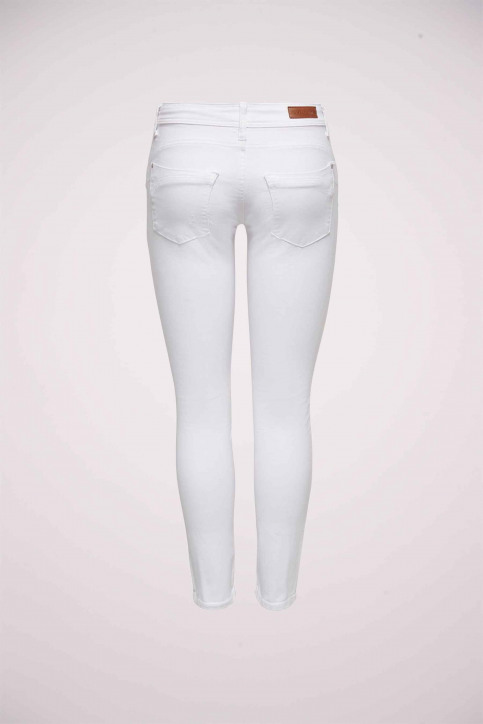 JACQUELINE DE YONG Jeans skinny wit 15172536_WHITE img6