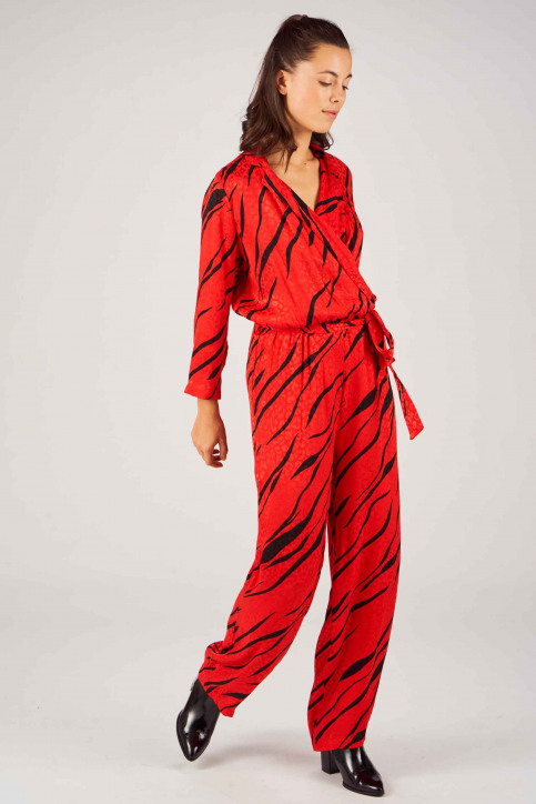 ONLY Jumpsuits 15173594_RACING RED ZEBR img1