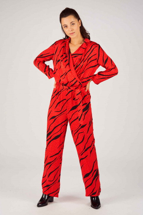 ONLY Jumpsuits 15173594_RACING RED ZEBR img2