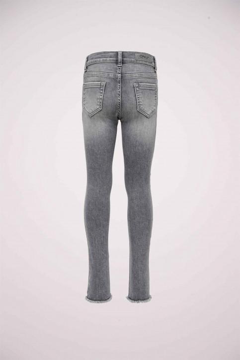 ONLY Girls jeans jeans skinny 15173843_195318 Grey Den img3