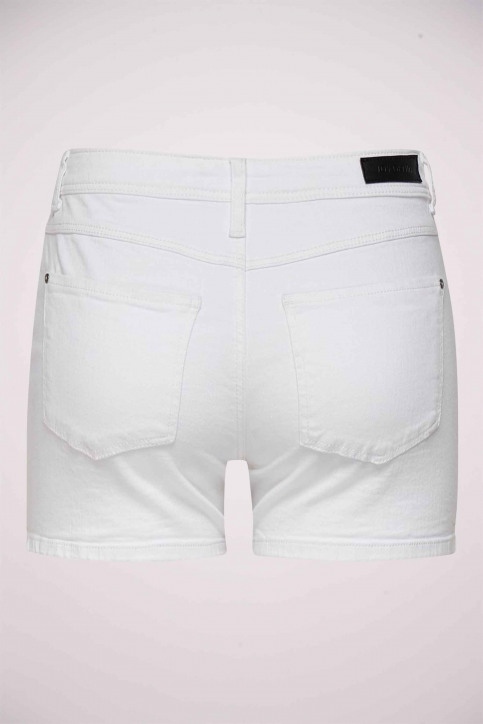 JACQUELINE DE YONG Shorts wit 15176034_CLOUD DANCER img2