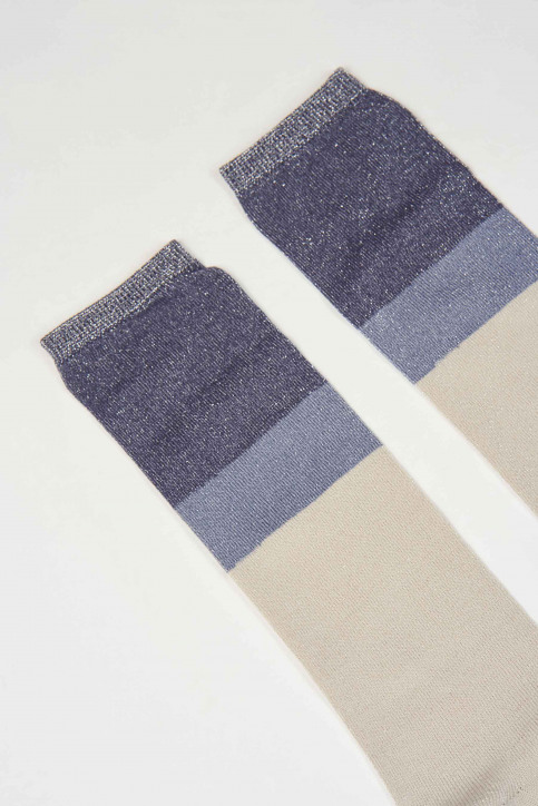 ONLY Chaussettes bleu 15177789_BLUE NIGHTS INF img2