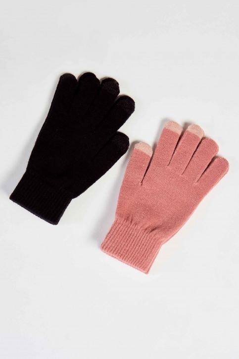 ONLY® Handschoenen grijs 15181164_DARK GREY MELAN img1