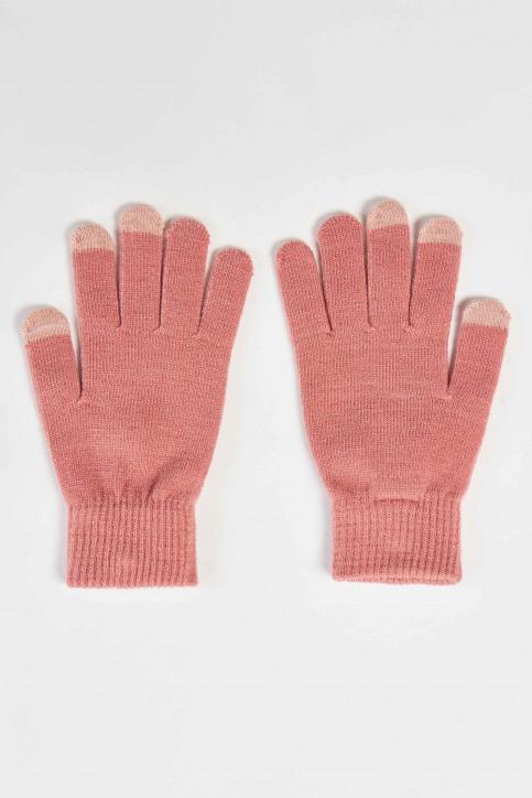 ONLY® Handschoenen grijs 15181164_DARK GREY MELAN img3