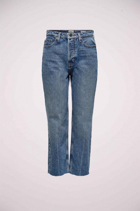 ONLY Jeans wide denim 15181773_LIGHT BLUE DENI img5