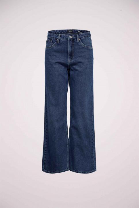 ONLY Jeans wide denim 15182312_DARK BLUE DENIM img1