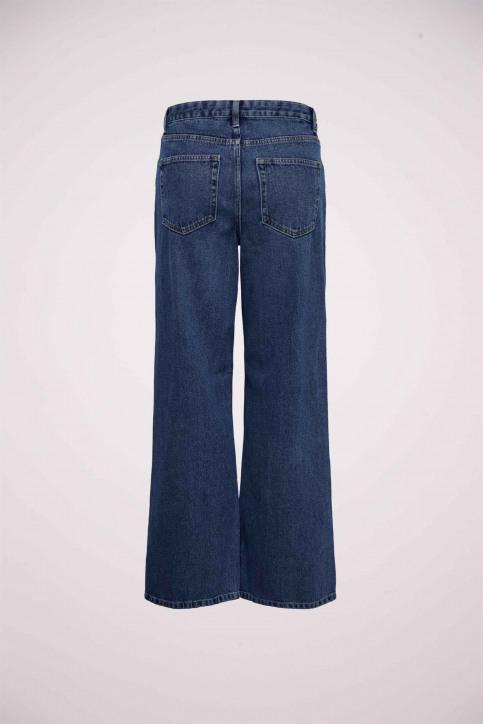 ONLY Jeans wide denim 15182312_DARK BLUE DENIM img2