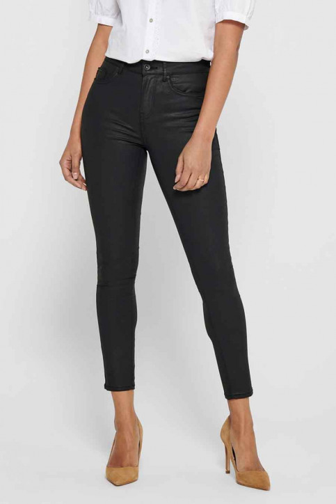 ONLY Jeans skinny zwart 15182330_BLACK img2