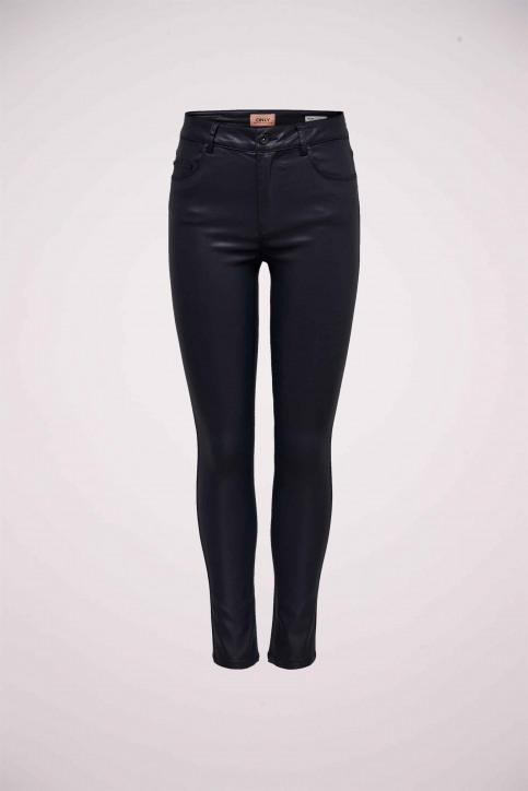 ONLY® Jeans skinny noir 15182330_BLACK img6