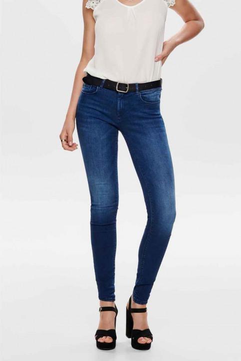 ONLY® Jeans skinny denim 15182344_DARK BLUE DENIM img2
