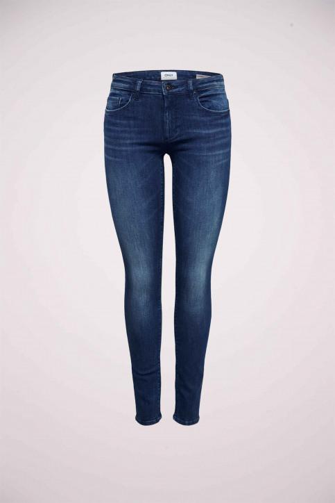ONLY® Jeans skinny denim 15182344_DARK BLUE DENIM img8